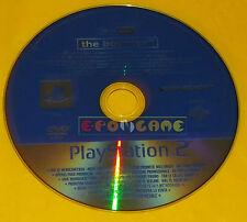 THE BOUNCER Ps2 Versione Europea Promo ○○○○○ SOLO DISCO
