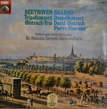 "BEETHOVEN - BRAHMS - SIR MALCOLM SARGENT - ALCEO GALLIERA 12""  LP  (R369)"