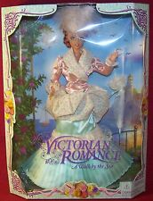 Jakks Pacific Victorian Romance A Walk By The Sea Barbie Doll MIB NRFB