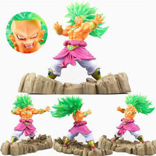 Anime Dragon Ball Z Broly Super Saiyan Broli PVC Figure Figurine 21.5cm New NB