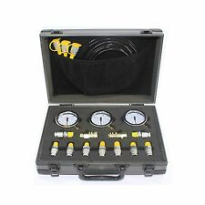 XZTK-60M Excavator Hydraulic Pressure Test Kit ,Hydraulic gauge,test coupling