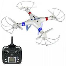 MAX396 RADIO REMOTE CONTROL 2.4GHz 6 AXIS GYRO RC QUADCOPTER LED RC UFO DRONE