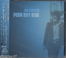 Jim Capaldi poor boy Blue rare Japon-CD OBI traffic