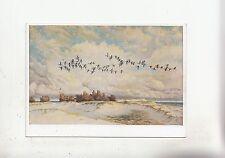 BF33882 k e olszewski mit wind und wolken  painting  art front/back scan