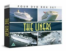 THE LINERS GIFT SET - 4 DVD SET - GREAT DUEL, SHIPS OF WAR MAIDEN ENDLESS VOYAGE