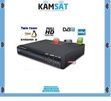 DEKODER NBOX 5800SX ENIGMA 2 RECORDER HDD 250GB TWIN TUNER LINUX NBOX BSLA BZZB