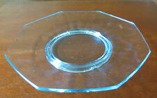 """Azure/Willow Blue Light 8"""" Depression Glass Salad/Luncheon Plate(s)"""