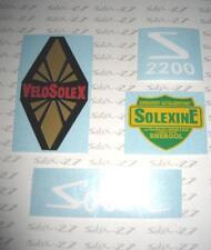 **PROMO**  1 LOT AUTOCOLLANTS  SOLEX   2200  VELOSOLEX