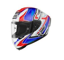 SHOEI X-FOURTEEN ASSAIL TC-2 BLUE/WHITE M Medium  JAPAN MADE X14