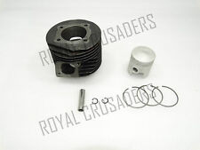 NEW LAMBRETTA GP200 GENUINE CYLINDER PISTON KIT