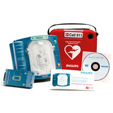 Philips HeartStart Onsite Defibrillator New AED Factory Sealed 5 YR Warranty HS1