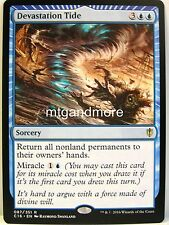 Magic Commander 2016 - 1x Devastation Tide