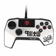 MAD CATZ STREET FIGHTER V fightpad GAMEPADS per ps3/ps4 Pro-NUOVISSIMO!!!