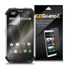 6X EZguardz LCD Screen Protector HD 6X For Caterpillar CAT B15 (Ultra Clear)