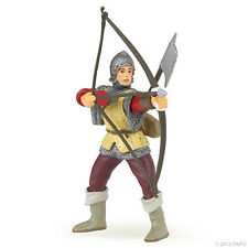 Archer red 9 cm Knight and Castles Papo 39384