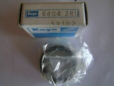 KOYO BEARING 6804-2RU 20x32x7mm
