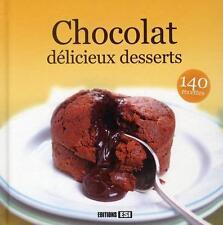 Chocolat  délicieux desserts Aït-Ali  Sylvie Occasion Livre