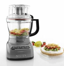 KitchenAid R-KFP1333CU 13Cup 3.1L W/ WIDE MOUTH FOOD PROCESSOR EXACTSLICE SYSTEM