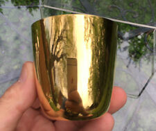 Heavily Gilt Sterling Silver Cup by TIFFANY COMPANY MAKERS Engraved PETE