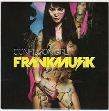 (EM927) Frankmusik, Confusion Girl - 2009 DJ CD