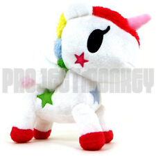 """Tokidoki Unicorno Plush Doll 7.5"""" White Stuffed Toy Toki Doki Unicorn TKDK"""
