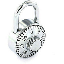 Combination Lock Padlock with Dial 40mm 4cm Quality item by Securit