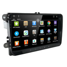 """9""""Android 6.0 Car Stereo Head Unit GPS Player Navigation R For VW EOS SEAT SKODA"""