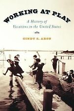 Working at Play : A History of Vacations in the United States by Cindy S....
