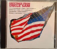Various Artists - Greetings From Uncle Sam (CD 1993) American Rock Compilation