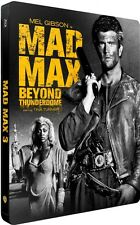 Mad Max Beyond Thunderdome - Blu-Ray - Steelbook - French Edition -George Miller