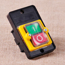 New 10A AC 380V Select Key Plastic ON/OFF Water Proof Push Button Switch KAO-5