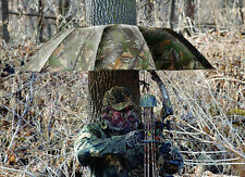 Hunting Roof Tree Stand Umbrella Blinds Deer Fishing Rain Dry Hunter Camo Hunter