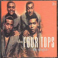 Singles (And More) by The Four Tops (CD, 2000) 2 Discs greatest hits SEALED NEW!