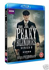 Peaky Blinders Series 3 [BBC](Blu-ray Region-Free)~~~Cillian Murphy~~~NEW SEALED