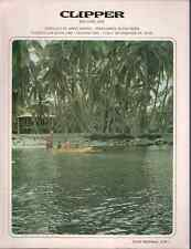 PAN AM CLIPPER INFLIGHT MAGAZINE MAY-JUNE 1965 AMERICAN