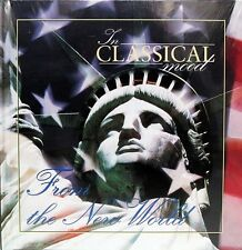 Brand New In Classical Mood: From the New World #41 CD & Book Copland, Bernstein
