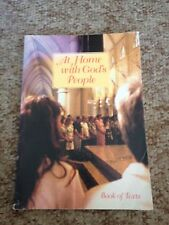 AT HOME WITH GOD'S PEOPLE. BOOK OF TEXTS. REVISED EDITION, FR. BILL O'SHEA