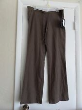 Women's LBK Brown Casual Pants Size XS NWT