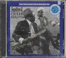 """BEN WEBSTER/""""SWEETS""""EDISON """"Ben and Sweets"""" 1987 Columbia Brand NEW/SEALED"""