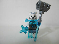 LEGO MINIFIG LEGEND OF CHIMA - ICERLOT set 70230 Ice Bear Tribe Pack