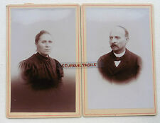 2 CDC PHOTO CABINET VANARET à VALENCE DROME COUPLE M977