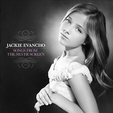 Songs from the Silver Screen by Jackie Evancho (CD, Oct-2012, Columbia (USA))