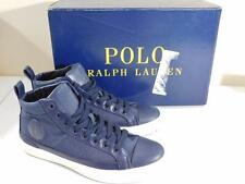 Polo Ralph Lauren Men's Clarke Lace-Up Canvas Sneakers NIB Size 7D MSRP $65