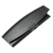 Noir Vertical Stand Soutenir Support Pour Sony Playstation 3 PS3 Slim Console #F