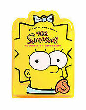 The Simpsons - Series 8 - Complete (DVD, 2006, 4-Disc Set)