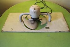 VINTAGE ILG / ILGETTE WINDOW / EXHAUST FAN MODEL 8104 -STEAMPUNK- INDUSTRIAL