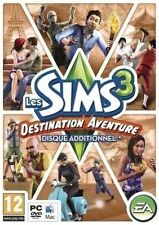 Les Sims 3 : Destination Aventure (PC / MAC) - Clé Origin