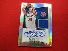 2012 13 Select Kyle Singler autograph jersey card  Duke  jsy #ed 10 /199