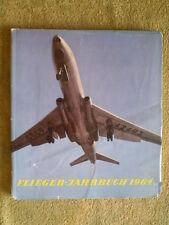 DDR Flieger-Jahrbuch 1964 - Flugzeuge Luftfahrt Flugsicherung Befeuerungsgeräte