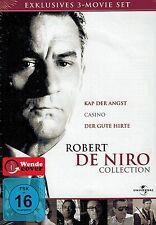 DVD-BOX NEU/OVP - Robert De Niro Collection - Exklusives 3-Movie Set